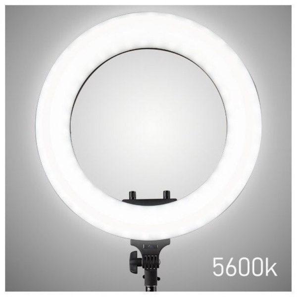 Кольцевая лампа 53 ватта 43 см светодиодная