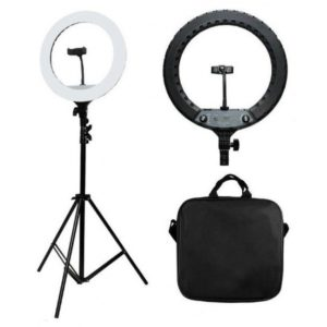 Кольцевая светодиодная лампа 46 см YQ-480