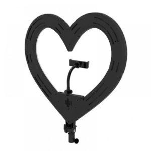 Светодиодная лампа в виде сердца