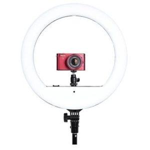 Светодиодное сэлфи кольцо 46 см