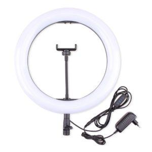Кольцевая лампа с пультом на проводе 36 см 36 Ватт