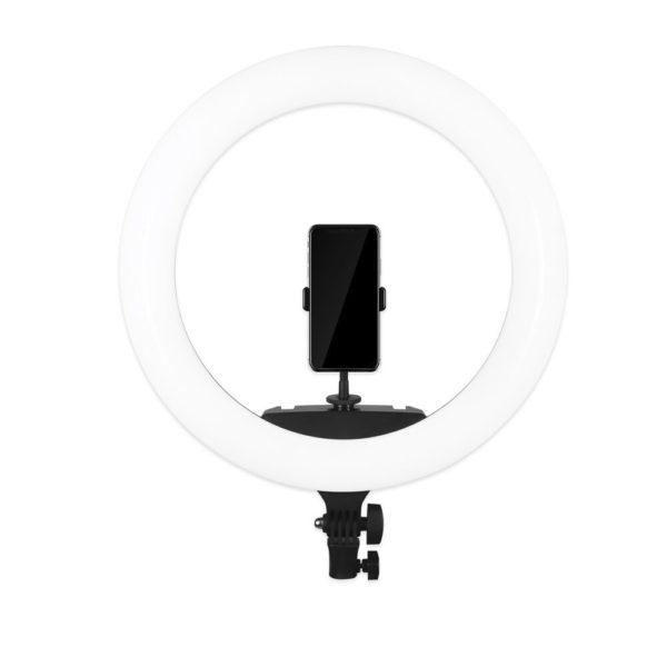Кольцевая лампа 45 см KY-BK416
