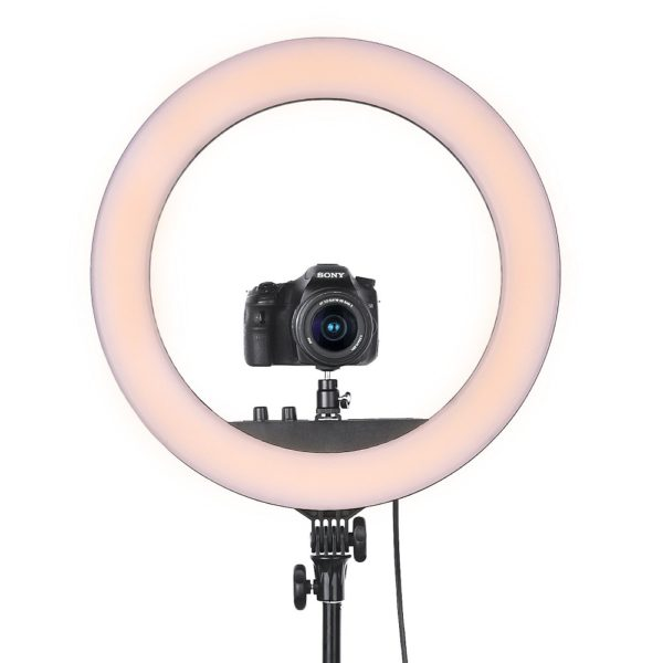 Кольцевая лампа для фотоаппарата