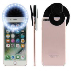 Сэлфи лампа для смартфона
