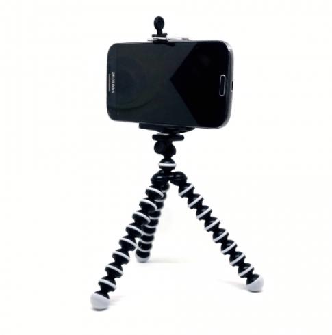Настольный держатель для телефона Octopus