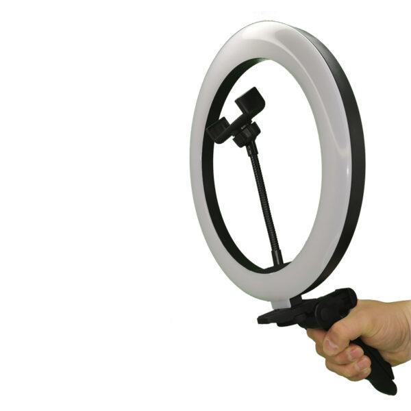 Ручная-кольцевая-лампа-HS-26-26-см,-20-Ватт