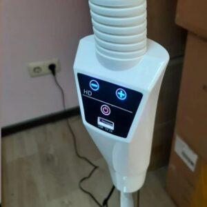 Лампа лупа бестеневая панель сенсорного управления