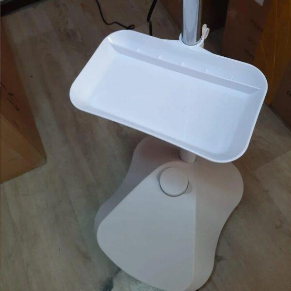 Лампа лупа бестеневая с лоточком для инструментов
