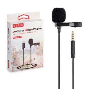 Микрофон-петличка Lavalier 3.5 мм GL-142