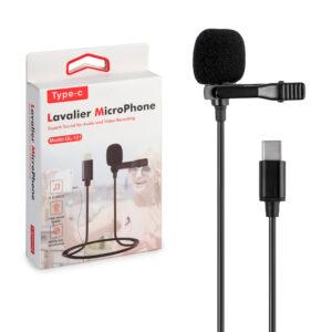 Микрофон-петличка Lavalier GL-142 Type-C для IPhone